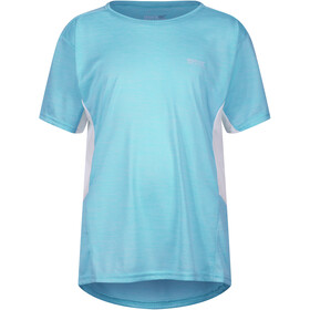 Regatta Takson III T-Shirt Kids, cool aqua/white